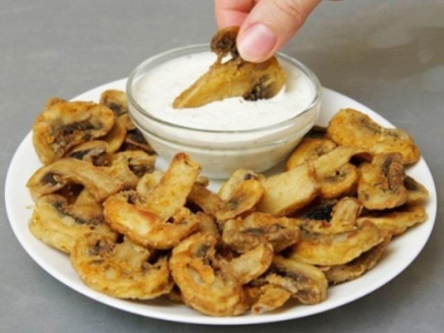 Шикарные шампиньоны - вкусный рецепт пикантной закуски с грибами.