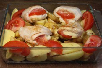 Очень оригинальный рецепт! Это не банальный картофель с мясом, ведь мясо с…
