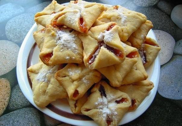 """""""Мамино печенье или печенье за 10 минут"""""""