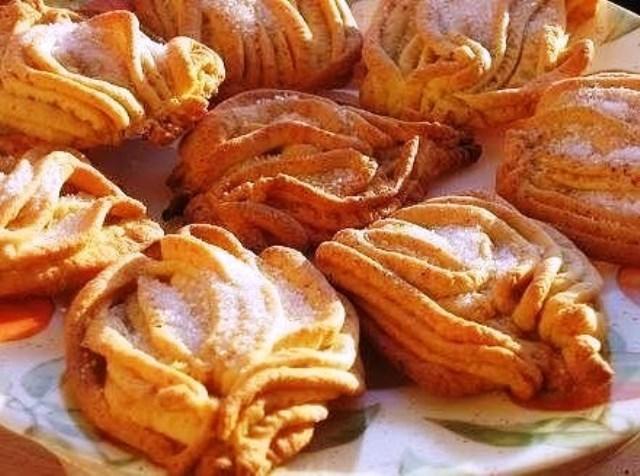 """Печенье """"Хризантемы"""" делаю каждые выходные - улетают горячими"""