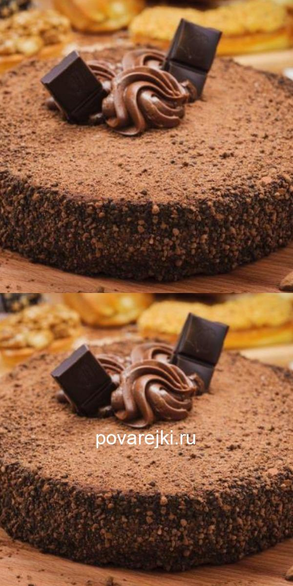 Сочный, нежный и умеренно влажный шоколадный бисквит на кипятке: бомбически вкусно.