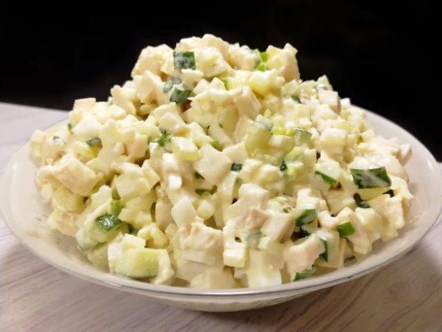 Приготовьте этот салат, если хотите привести гостей в восторг.