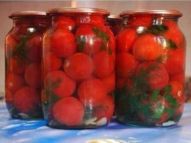 Вкусные маринованные помидоры «Людмила», которые превзошли все мои ожидания!