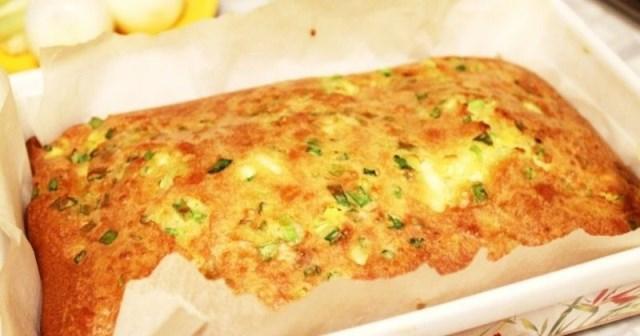 Сытный и питательный мясной пирог на кефире за 15 минут.
