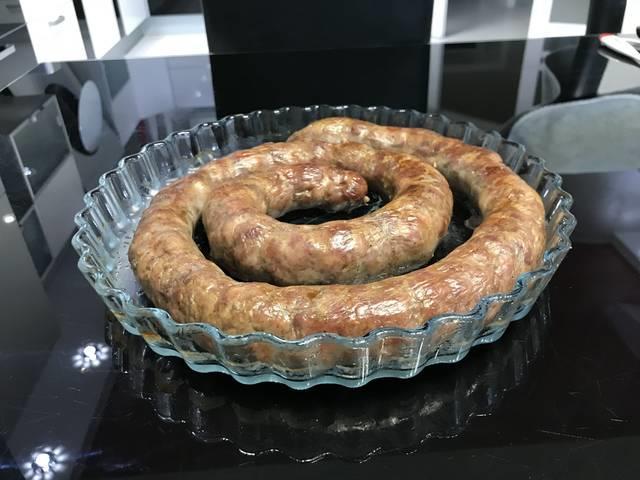 Домашняя рубленая колбаса: лучшая альтернатива магазинной!