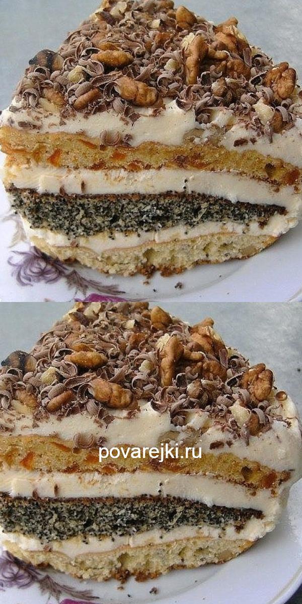 Изумительный по своему вкусу торт «НАТАША» покорит всех!
