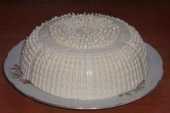 Адыгейский сыр — ГОТОВЬТЕ ПОБОЛЬШЕ!