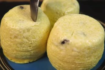 Как приготовить вкусный и полезный завтрак в кружке. Все очень просто 1