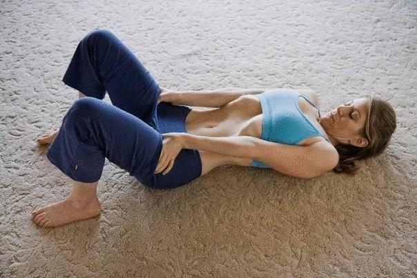 Одно-единственное упражнение, которое поможет подтянуть живот 5