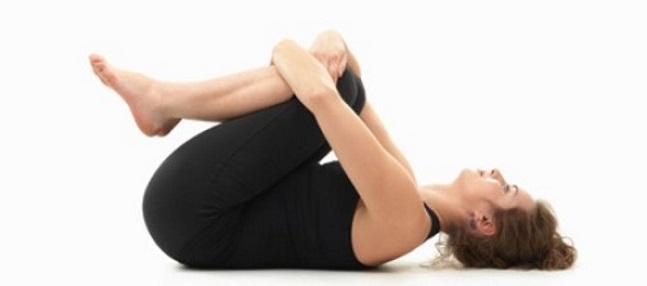 Тянемся и худеем! 5 упражнений для сжигания жира в области живота 11