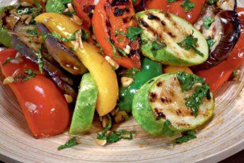 Вкуснейшие запеченные овощи в лимонном маринаде 1