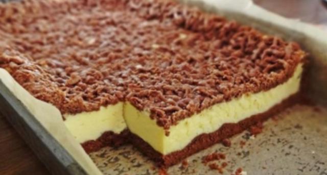 Пирожное «Сэндвич» – для любителей творожных десертов! Идеальное угощение для детских праздников 1
